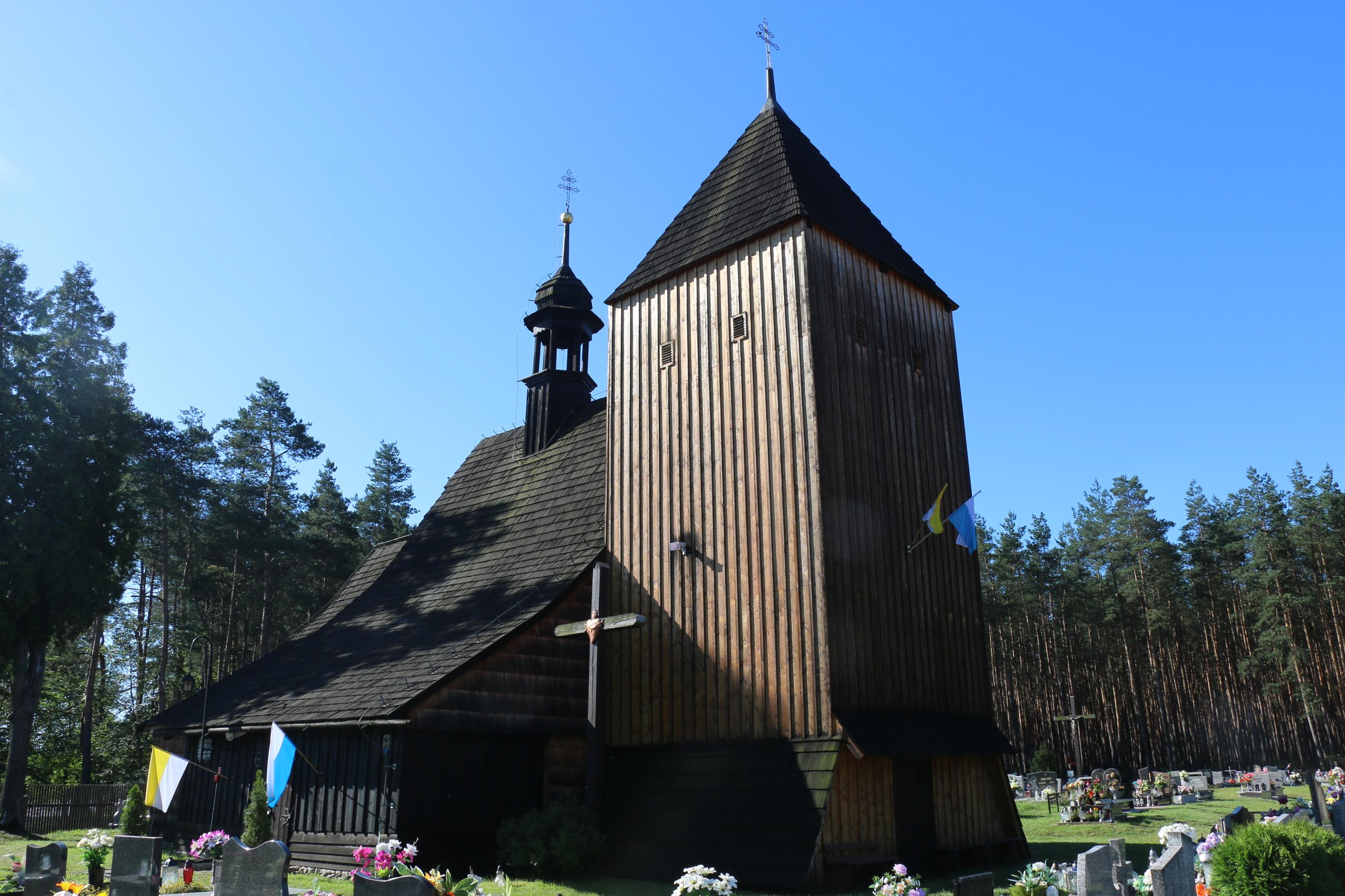 Kościół w Bruśku