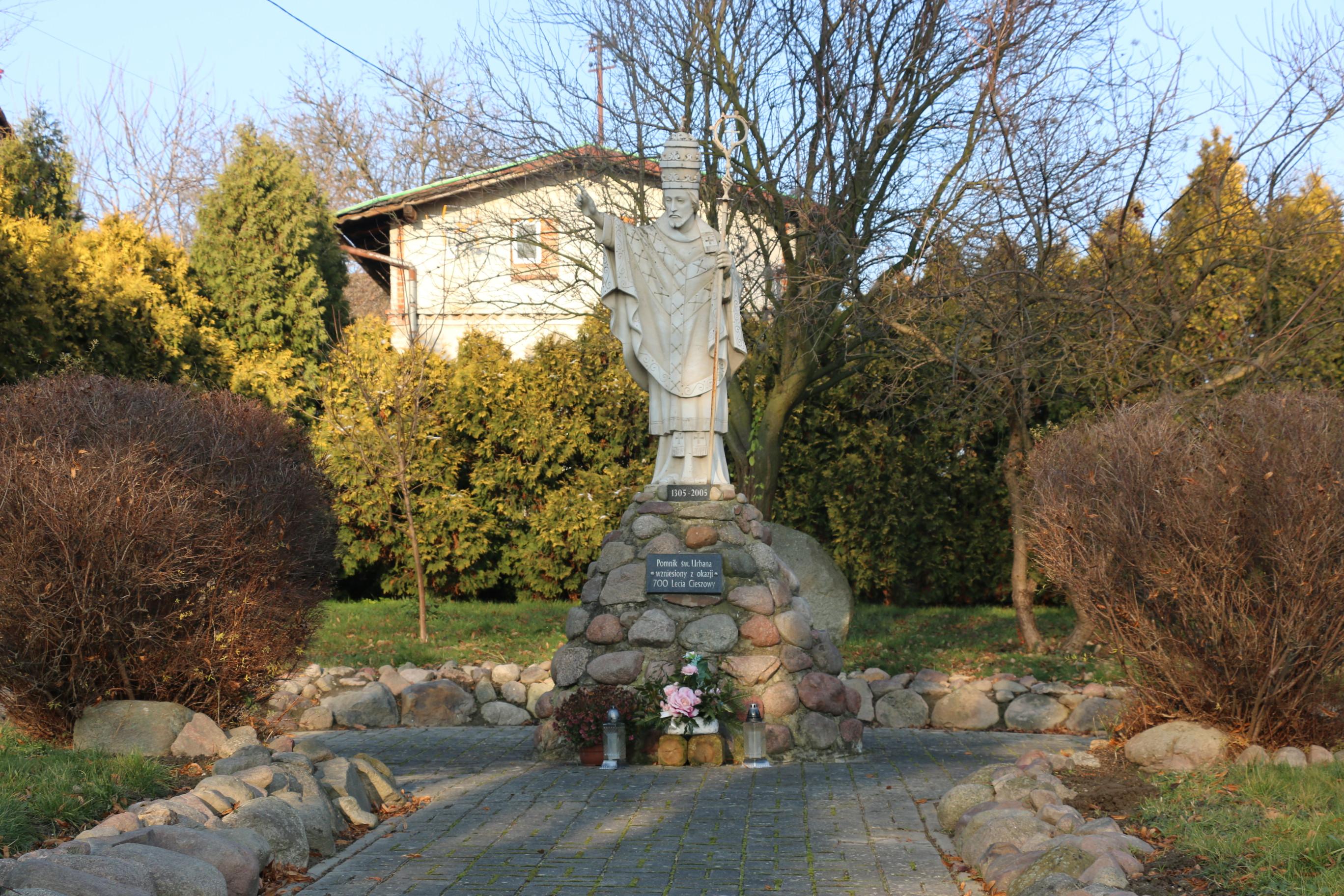 pomnik Św. Urbana